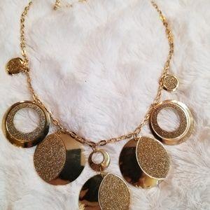 Jewelry - Gold Statement Piece necklace